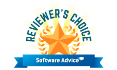 Software Advice Reviewer's Choice